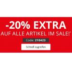 Ulla Popken – 20% Extra-Rabatt auf Sale-Produkte (bis 25. April)