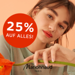 Marionnaud – 25% Rabatt auf alles – exklusiv online & in den Filialen!