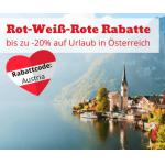 we-are.travel – bis zu 20% Extra-Rabatt auf Urlaube in Österreich