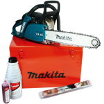 "Makita ""EA4300F38X"" Benzin-Kettensäge 38 cm + Zubehör um 302,35 €"