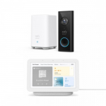 eufy Video Doorbell 2K + Google Nest Hub (2. Gen) um 174€ statt 288,98€