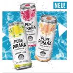 3x Pure Piraña 0,33l Dose GRATIS – nur bei Interspar (5,97 € sparen)