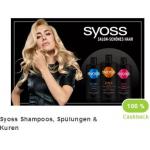 Syoss Shampoo, Spülung ODER Kur GRATIS testen (Marktguru App)