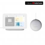 Google Nest Hub (2. Gen) + Google Nest Mini + YT Premium um 99€
