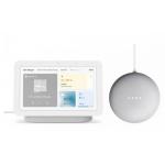 Google Nest Hub (2. Gen) + Google Nest Mini um 84 € statt 123,84 €