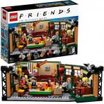 "LEGO Ideas – ""Friends"" Central Perk (21319) um 55,45 € statt 61,80 €"
