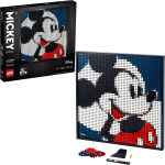 LEGO Art – Disney's Mickey Mouse (31202) um 80,68 € statt 91,79 €