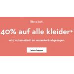 Orsay – 40% Rabatt auf alle Kleider (inkl. Sale)