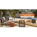 """DEPOT – 13% Rabatt auf die Kategorie """"Outdoor"""" (bis 24.05.)"""