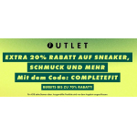 ASOS Outlet – 20% Extra-Rabatt auf reduzierte Sneaker, Schmuck, …