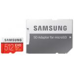 Samsung EVO Plus 2020 R100/W90 microSDXC 512GB um 58,99 €