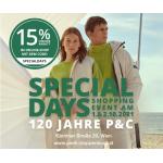 Peek&Cloppenburg – 15% Rabatt auf ALLES (inkl. Sale) mit Insider Club