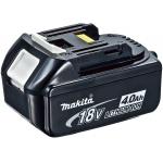 Makita Akku 18V, 4.0Ah, Li-Ionen um 48,64 € statt 61,45 € (Bestpreis)