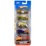 Mattel Hot Wheels 5er Geschenkset um 4 € statt 8,96 € (Bestpreis)