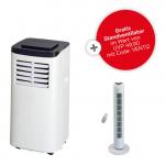 "Eycos ""PAC-2255"" WIFI Touch Klimagerät + Turmventilator um 229€"
