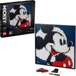 LEGO Art – Disney's Mickey Mouse (31202) um 70,37 € statt 91,77 €