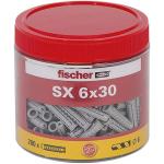 fischer Spreizdübel SX 6 x 30 – 200 Nylondübeln um 5,01 € statt 9,29 €
