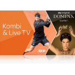 Sky X Kombi (Sport & Fiction) um 19,99 € statt 34,99 € (bis zu 24 Monate)
