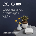 Amazon eero Pro WLAN-Mesh-Router/Extender um 101 € statt 169 €