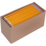 150x Amazon Basics Holzgefasste Bleistifte, HB, vorgespitzt um 11,47 €