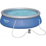 Bestway Pool Set 396cm x 84cm um 101 € statt 139,99 €