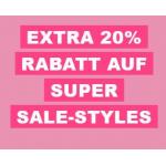 ASOS – bis zu 70% Rabatt auf Nice-Styles & 20% Extra-Rabatt