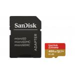SanDisk Extreme microSDXC UHS-I 400 GB um 47,88 € statt 62,98 €