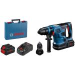 "Bosch Professional ""GBH 18V-34 CF"" BITURBO Akku Bohrhammer (2×5.5 Ah ProCORE18V Akku, Koffer) um 547,25 € statt 673,88 € – Bestpreis"