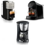 Kaffeemaschinen & Zubehör zu neuen Bestpreisen!