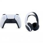 Sony DualSense Wireless-Controller [PS5] + Sony PULSE 3D-Wireless Headset [PS5] um 139,99 € statt 170,76 €