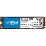 Crucial P2 SSD 500GB, M.2 um 36,99 € statt 57,65 € (Bestpreis)