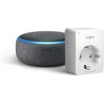 Echo Dot (3. Gen.) + WLAN-Steckdose oder E27 Lampe um 24,99 €