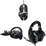 Logitech Gaming-Produkte zu sehr guten Preisen