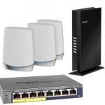 Netgear WLAN-Systeme, Switche und Repeater zu Bestpreisen