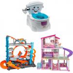 Spielzeug von Mattel, Barbie, Fisher-Price & mehr zu neuen Bestpreisen