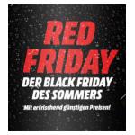 Media Markt Red Friday – Black Friday des Sommers Highlights