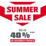 OBI Summer Sale – bis zu 40% Rabatt auf Grillen, Garten & co!