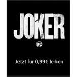 Joker in HD um nur 0,99 € statt 4,99 € leihen