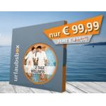 """Urlaubsbox """"Wellness"""" – 1 Nacht für 2 Personen inkl. Frühstück nur 99 €"""