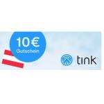 tink Gutschein – 10 € Rabatt ab 100 € – nur 1x pro Person gültig!