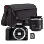 Canon EOS 250D Set mit Objektiv EF-S 18-55mm um 434,90 € statt 605 €