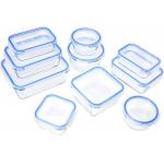 Amazon Basics – Glasbehälter mit Deckel, 20 -teilig um 15,06€ statt 29€