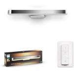 Philips Hue White Amb. LED-Spiegelleuchte Adore inkl. Dimmschalter um 103,57 € statt 142,48 €