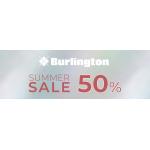Burlington Sale – 50% Rabatt auf 239 Artikel + 10% Extra-Rabatt