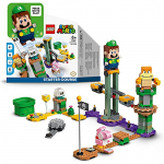 LEGO Super Mario – Abenteuer mit Luigi Starterset (71387) um 40,33 €