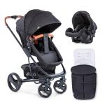 Hauck Kombi Kinderwagen Pacific 4 Shop N Drive um 159,99 € (Bestpreis)