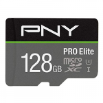 PNY PRO Elite 128GB microSDXC-Speicherkarte um 16,54 € statt 26,75 €