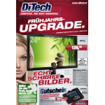 Frühjahrsupgrade (z.B. Samsung microSD HC Karte 32GB um 24,90€, Plextor 128GB SSD um 128€) @DiTech.at