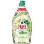 4x Fairy Spülmittel (430 ml) um 2,45 € statt 4,77 €