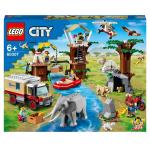 LEGO City – Tierrettungscamp (60307) um 79,99 € statt 99,99 €